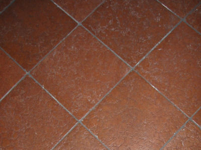 "Aged Red Marble Tiles ""Al-Andalus"""