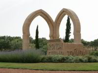 Sandstone Arches at Ronda